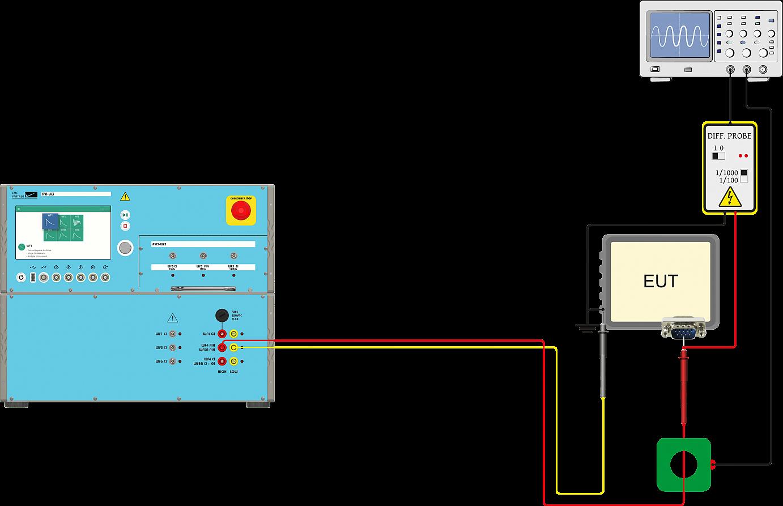 indirectlightning setup